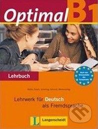 Langenscheidt Optimal B1: Lehrbuch - cena od 259 Kč