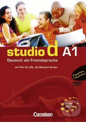 Fraus Studio d A1: DVD + Übungsbooklet - cena od 372 Kč