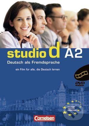 Cornelsen Verlag Studio d A2: Deutsch als Fremdsprache DVD - cena od 391 Kč