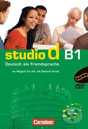 Cornelsen Verlag Studio d B1: Deutsch als Fremdsprache (DVD) - cena od 372 Kč