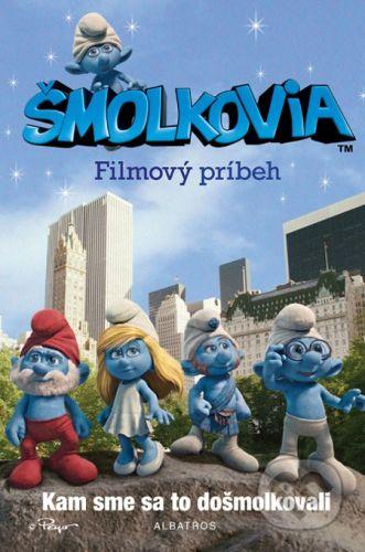 Albatros Šmolkovia - Filmový príbeh - Peyo cena od 168 Kč