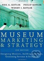 Jossey Bass Museum Marketing and Strategy - Neil G. Kotler cena od 1251 Kč