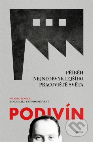 PeopleComm Podivín - Ricardo Semler cena od 328 Kč