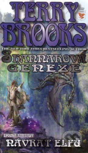 Terry Brooks: Návrat elfů cena od 136 Kč