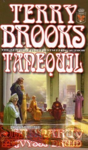 Terry Brooks: Tanequil cena od 134 Kč