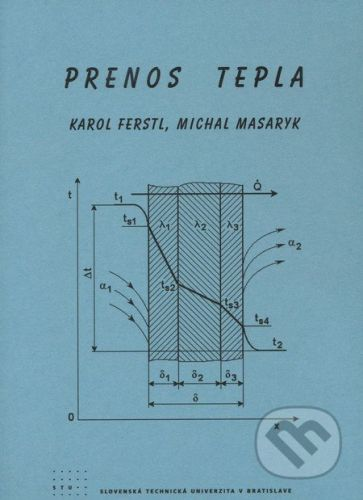 STU Prenos tepla - Karol Ferstl, Michal Masaryk cena od 382 Kč