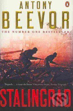 Penguin Books Stalingrad - Antony Beevor cena od 315 Kč