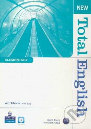 Pearson, Longman New Total English - Elementary - Workbook with Key (+ Audio CD) - Mark Foley, Diane Hall cena od 280 Kč