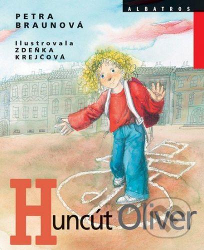Albatros Huncút Oliver - Petra Braunová cena od 92 Kč