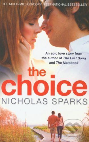 Sphere The Choice - Nicholas Sparks cena od 240 Kč