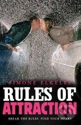 Simon & Schuster Rules of Attraction - Simone Elkeles cena od 189 Kč