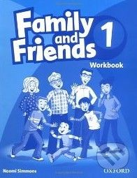 Oxford University Press Family and Friends 1 - Workbook - Noami Simmons cena od 172 Kč