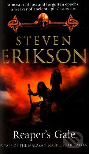 Bantam Books Reaper's Gale - Steven Erikson cena od 220 Kč