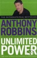 Simon & Schuster Unlimited Power - Anthony Robbins cena od 301 Kč