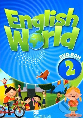 MacMillan English World 2: DVD-ROM - cena od 1040 Kč