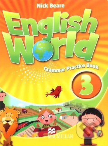 MacMillan English World 3: Grammar Practice Book - cena od 168 Kč