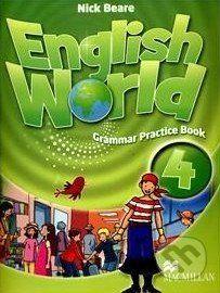 MacMillan English World 4: Grammar Practice Book - cena od 168 Kč