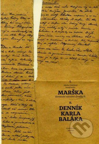 Divadelný ústav Marška - Zdenka Pašuthová cena od 261 Kč