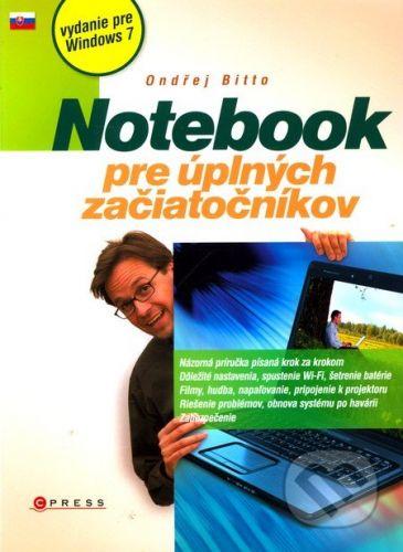 Ondřej Bitto: Notebook pre úplných začiatočníkov cena od 173 Kč