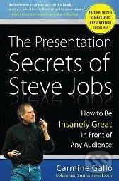 McGraw-Hill Professional The Presentation Secrets of Steve Jobs - Carmine Gallo cena od 585 Kč