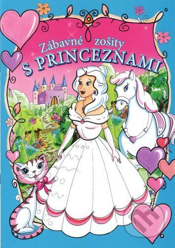 vydavateľ neuvedený Zábavné zošity s princeznami - cena od 41 Kč