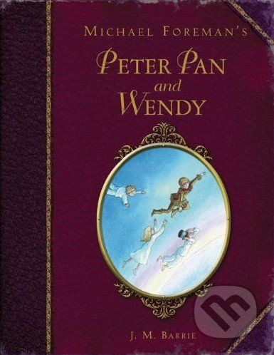 XXL obrazek Pavilion Peter Pan and Wendy - J.M. Barrie