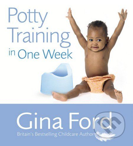 Vermilion Potty Training in One Week - Gina Ford cena od 229 Kč