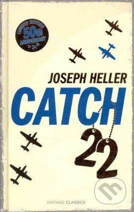 Vintage Catch-22 - Joseph Heller cena od 579 Kč