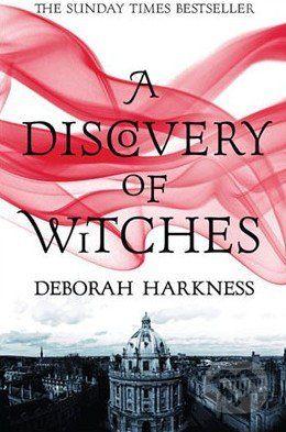 Harkness Deborah: Discovery of Witches cena od 192 Kč