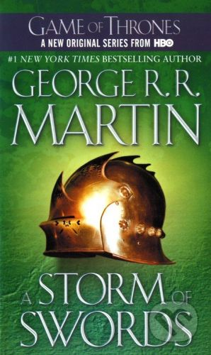 Martin, George R R: Storm of Swords (Song of Ice and Fire #3) cena od 200 Kč