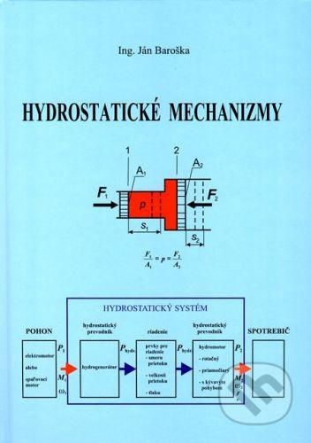 Hydropneutech Hydrostatické mechanizmy - Ján Baroška cena od 268 Kč