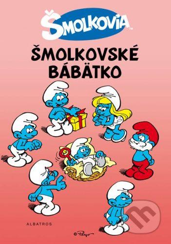 Albatros Šmolkovské bábätko - Peyo cena od 124 Kč