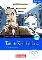 Cornelsen Verlag Tatort: Krankenhaus + CD - cena od 167 Kč