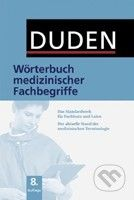 Duden: Wörterbuch medizinischer Fachbegriffe - cena od 691 Kč