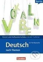 Cornelsen Verlag Lextra - Grund- und Aufbauwortschatz nach Themen - cena od 302 Kč