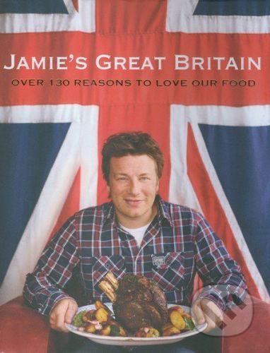 XXL obrazek Michael Joseph Ltd Jamie's Great Britain - Jamie Oliver