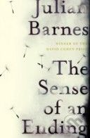 Jonathan Cape The Sense of an Ending - Julian Barnes cena od 291 Kč