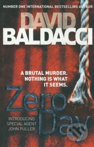 MacMillan Zero Day - David Baldacci cena od 252 Kč
