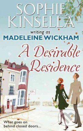 Black Swain A Desirable Residence - Sophie Kinsella cena od 157 Kč