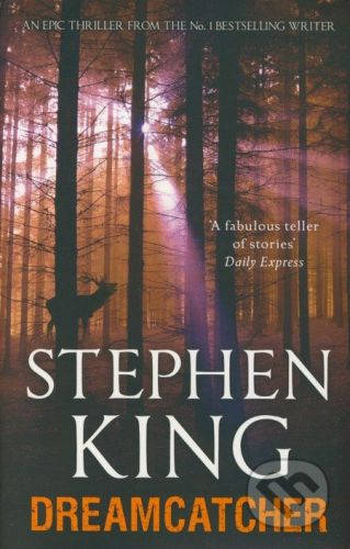 Stephen King: Dreamcatcher cena od 185 Kč