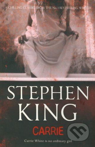 Stephen King: Carrie cena od 177 Kč