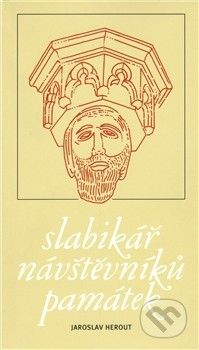 Jaroslav Herout: Slabikář návštěvníků památek cena od 149 Kč