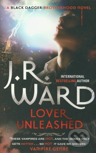 Piatkus Lover Unleashed - J.R. Ward cena od 289 Kč