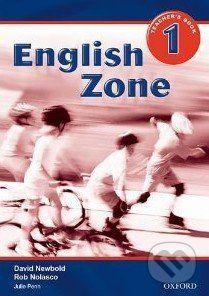 Oxford University Press English Zone 1 - Teacher's Book - David Newbold, Rob Nolasco cena od 329 Kč