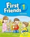 Oxford University Press First Friends 1 - Class Book + CD - cena od 244 Kč