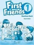 Oxford University Press First Friends 1 - Numbers Book - cena od 148 Kč