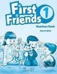 Oxford University Press First Friends 1 - Numbers Book - cena od 156 Kč