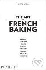 Phaidon Art of French Baking - Ginette Mathiot cena od 769 Kč