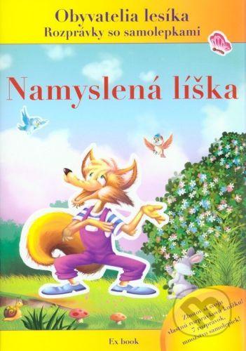 EX book Namyslená líška - cena od 63 Kč