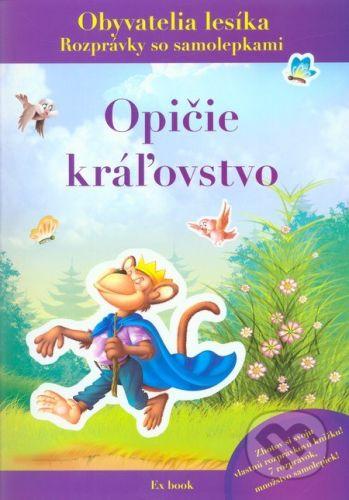 EX book Opičie kráľovstvo - cena od 63 Kč